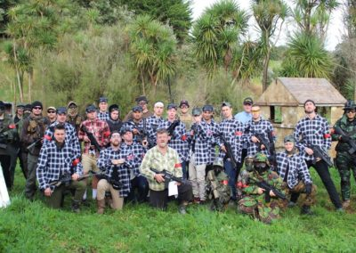 airsoft army
